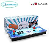 Spmywin 720P Full HD Real Pandora's Box 5S Arcade Video Game Console 1500 Juegos Retro Consola Arcade Video Gamepad Botones Personalizados Lista Inteligente