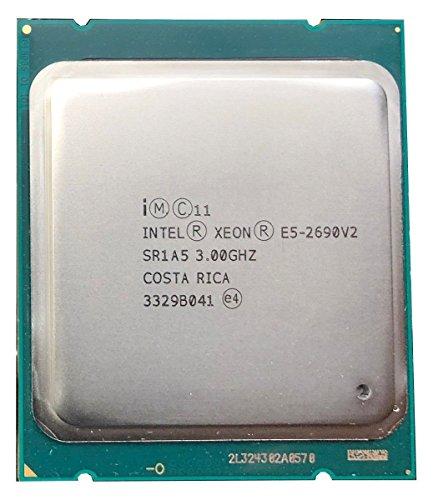 Intel XEON 10 Core CPU E5-2690V2 25MB 3.00GHz SR1A5 (Zertifiziert generalüberholt)