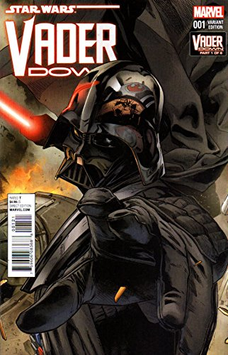 STAR WARS Vader Down #1 ((Connecting VARIANT Cover)) - Marvel Comics - 2015 - 1st Printing