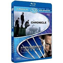 Pack: Chronicle + X-Men Orígenes: Lobezno [Blu-ray]