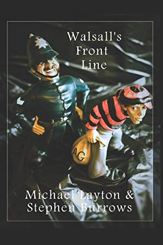 e-Books: Walsall's Front Line: Policing in The Black Country 1997-8 MOBI