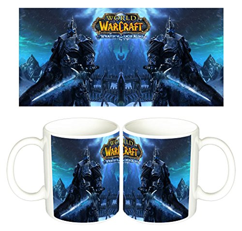 World Of Warcraft The Lich King WoW Tasse Mug