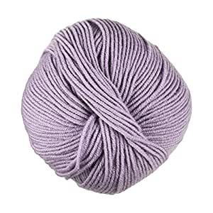 DMC Woolly Yarn colour 062, Light Purple