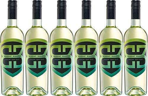Bimmerle Riesling Pinot Blanc - Benedikt Bimmerle 2018 (6 x 0.75 l)