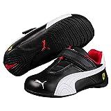 Puma Unisex Sf Future Cat V Ps Black Sneakers-12 Kids UK/India (31 EU)(36163213)