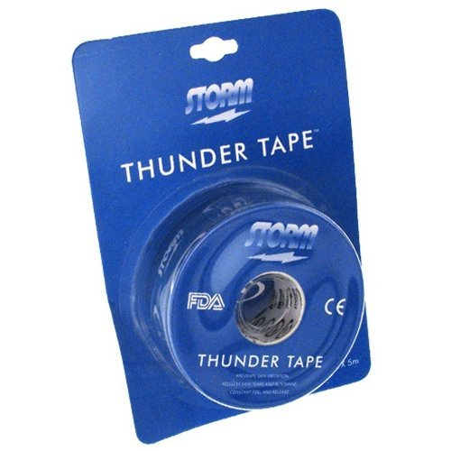 Storm Thunder Fitting Tape- Blue by Storm Bowling Products (Storm Tape Bowling)