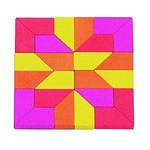 ANKER- Puzzles 3DPuzzles 3DANKERJuego de Mosaico Sumala, Multicolor (24)