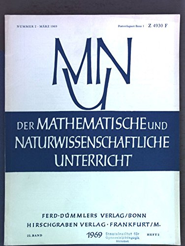 Extragalaktische Radioquellen, in: DER MATHEMATISCHE UND NATURWISSENSCHAFTLICHE UNTERRICHT, Nr. 2, März 1969.
