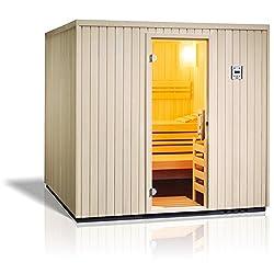 Infraworld 'Infraw Sauna Sapphire Element 213x213cm 391003
