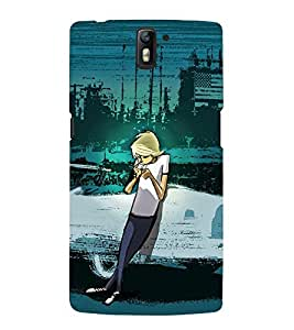 I love my Wife 3D Hard Polycarbonate Designer Back Case Cover for OnePlus One