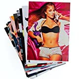 Material Girl 90er Jahre Party Dekorationen - 10 x 90er Jahre Popstars und Bands Poster