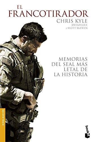 El francotirador: Memorias del seal más letal de la historia (Divulgación) por Chris Kyle
