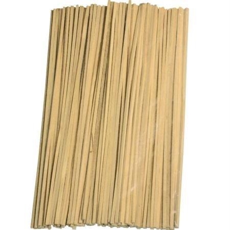 100 bastoncini per zucchero filato