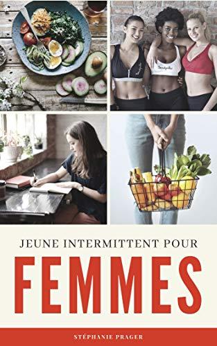 Couverture du livre Jeûne Intermittent pour Femmes