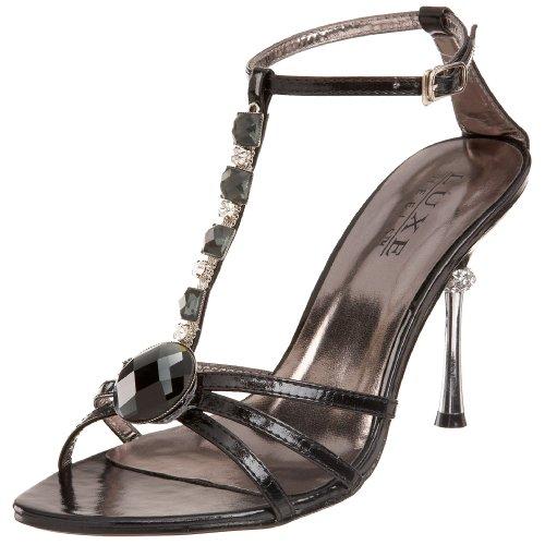 Pleaser JEWEL31/B/PU Sandales Femmes Noir