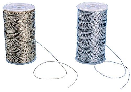 cuisineonly-bobine-de-fil-250-metres-argent-cuisine-usage-unique-papiers-cadeaux-bolducs-rubans