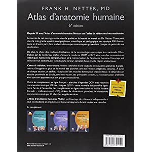 Atlas d'anatomie humaine (Hors collection)