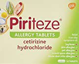 Piriteze Allergy Tablets -12 Tablets