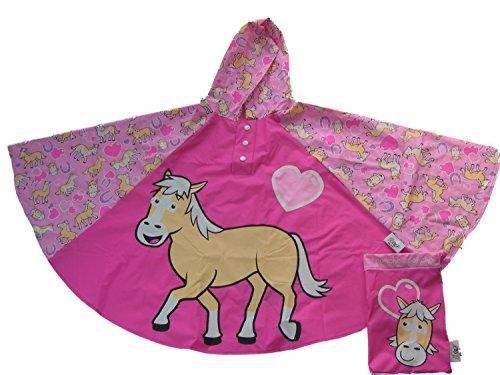 Bugzz Poncho im Pony-Design