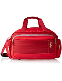 Skybags Cardiff Polyester 55 cms Red Travel Duffle (DFCAR55RED)