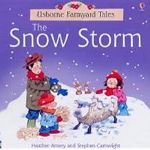 Snow Storm (Farmyard Tales) by Heather Amery (2004-06-25)