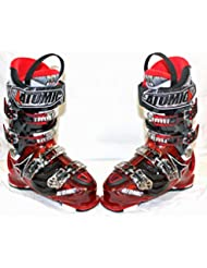 Atomic Hawx 120–Botas de esquí para hombre, color rojo/negro, mp25,5