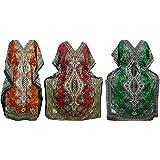 Boho Chic Ladies Kaftan Wholesale 3pcs Lot Dashiki Kimono Assorted Maxi Caftan Dress