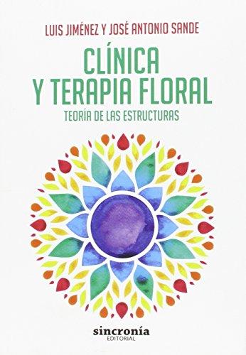 Descargar Libro Clínica Y Terapia Floral de Luis Jiménez García