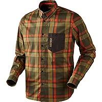 Harkila amlet Camisa (Active Fit) - Verde, Large
