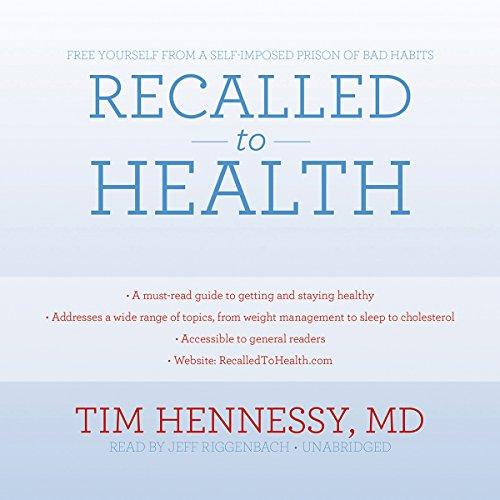 Recalled to Health  Audiolibri