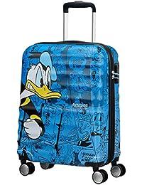 disney Wavebreaker Spinner Koffer, 55 cm, 36 L, Donald Duck