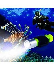 Amazon.es: Linternas - Buceo y snorkel: Deportes y aire libre