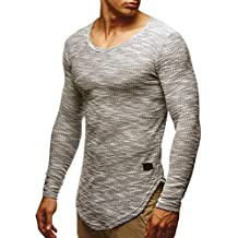 low priced 9db89 1c4a0 Amazon.it: Maglie Lunghe Uomo - Grigio