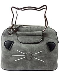 Surbhi Ladies Handbag Shoulder Sling Bag Purse   Cat Handles   Messenger Crossbody Bags   Cute Side Bag   Box...