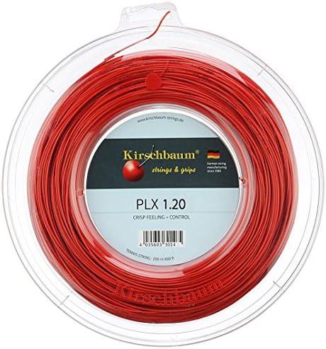 Kirschbaum Coloreee Rosso Ciliegia Albero Corde Corde Corde rossoolo PLX, Rosso, 200 m, 0105260218500006 | riparazione  | Ottima classificazione  496095