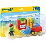 Playmobil 6959 1.2.3 Forklift