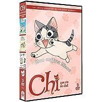 Chi, une vie de chat - Le coffret : Vol. 1 : La nouvelle famille de Chi + Vol. 2 : Chi découvre le monde + Vol. 3 : Amuse-toi avec Chi !