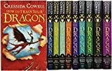 How To Train Your Dragon Collection - 10 Books