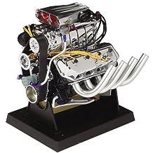 Liberty Clásicos - 84028 - Vehículos en Miniatura - Modelo para la escala - de Dodge Hemi Dragster Motor - Escala 1/6