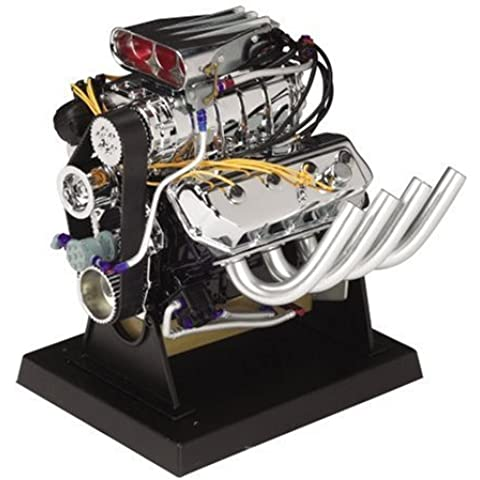 Liberty Clásicos - 84028 - Vehículos en Miniatura - Modelo para la escala - de Dodge Hemi Dragster Motor - Escala