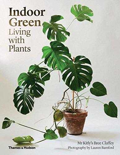 Indoor Green: Living with Plants par Bree Claffey, Lauren Bamford