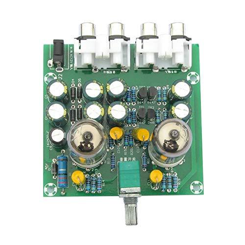 Preisvergleich Produktbild 6J1 Röhrenverstärker Board Vorverstärker Kopfhörer Vorverstärker Verstärker Audio Board DIY Kits