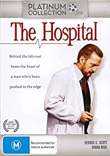 The Hospital (1971) ( Right Smack Into the Wind ) by George C. Scott