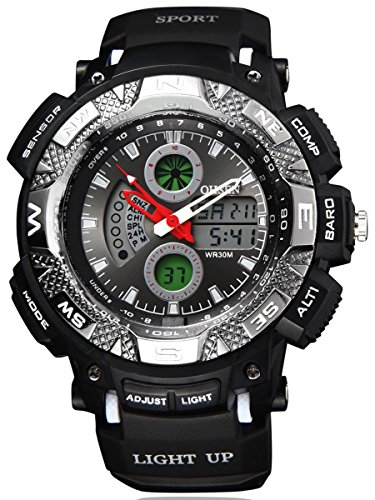 alienwork-analogue-digital-watch-multi-function-lcd-wristwatch-backlight-outdoor-polyurethane-black-
