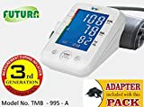 Infi Futura Tmb-995 3Rd Gen Digital Bp Monitor With Measurement During Inflation Technology (Mdit)