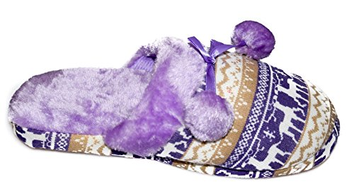 BTS, Pantofole donna Viola (lilla)