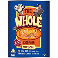 Mr Bean - The Whole Bean - Complete Collection