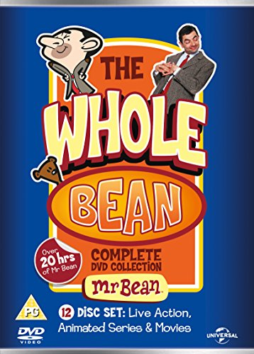 The Whole Bean - Complete DVD Collection (12 DVDs)