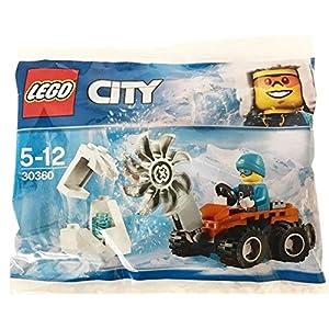 LEGO 30360 City Arktis - Sega Rara per seghe artistiche, Multicolore 0791266103559 LEGO
