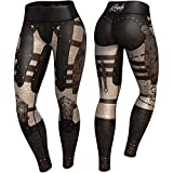 Anarchy Apparel Compression Leggings, Scorpion